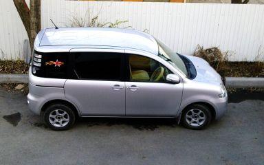 Toyota Sienta 2007 отзыв автора | Дата публикации 16.06.2012.