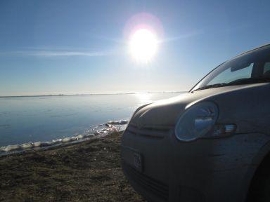 Toyota Sienta 2008 отзыв автора | Дата публикации 20.12.2013.
