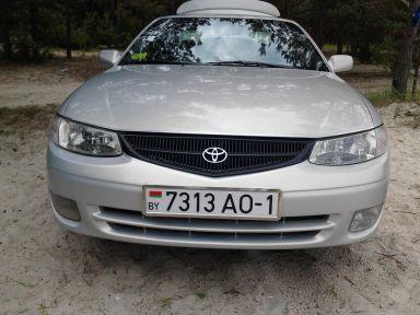 Toyota Solara 1999 отзыв автора | Дата публикации 02.10.2013.