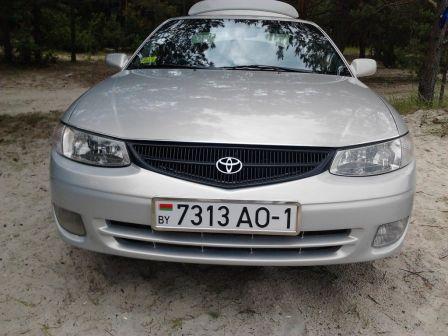 Toyota Solara 1999 - отзыв владельца