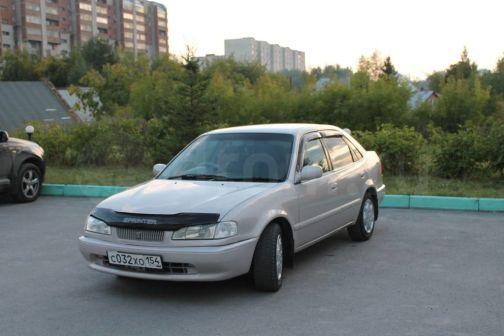 Toyota Sprinter 1999 - отзыв владельца