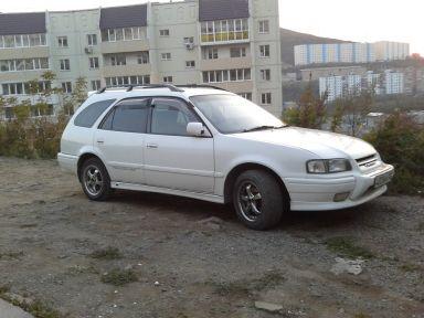 Toyota Sprinter Carib, 0