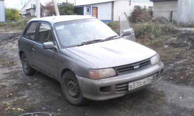 Toyota Starlet 1991 отзыв автора | Дата публикации 05.11.2014.