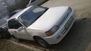 Toyota Starlet 1992 отзыв автора | Дата публикации 03.05.2015.