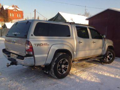Toyota Tacoma 2012 отзыв автора | Дата публикации 20.01.2014.