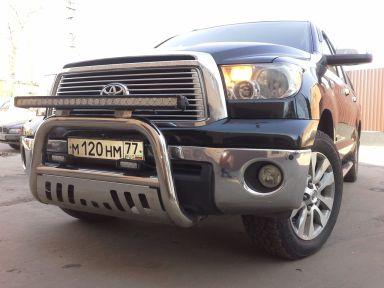 Toyota Tundra, 2011