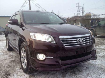 Toyota Vanguard 2012 - отзыв владельца