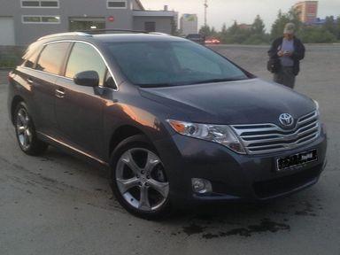 Toyota Venza 2010 отзыв автора | Дата публикации 13.11.2013.