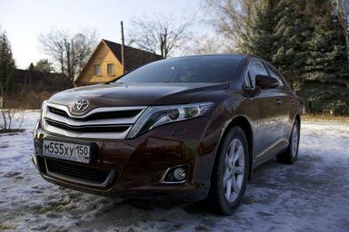 Toyota Venza 2013 отзыв автора | Дата публикации 22.03.2014.