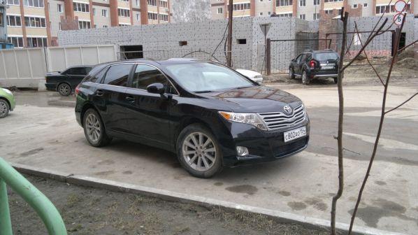 Toyota Venza 2009 - отзыв владельца