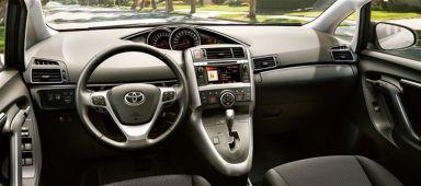 Toyota Verso 2013 отзыв автора | Дата публикации 05.07.2014.