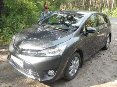 Toyota Verso 2014 отзыв автора | Дата публикации 25.07.2014.