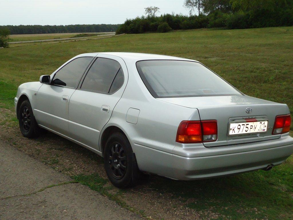 тойота калдина 1994 характеристика