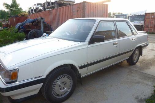 Toyota Vista 1984 - отзыв владельца