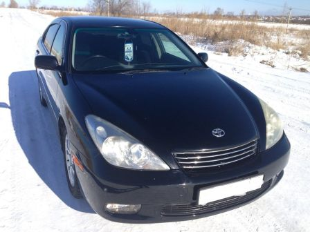 Toyota Windom 2001 - отзыв владельца
