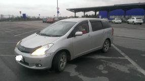 Toyota Wish 2004 отзыв владельца | Дата публикации: 15.11.2013