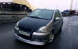 Toyota Yaris 2002 отзыв владельца | Дата публикации: 17.11.2014