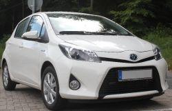 Toyota Yaris, 2013