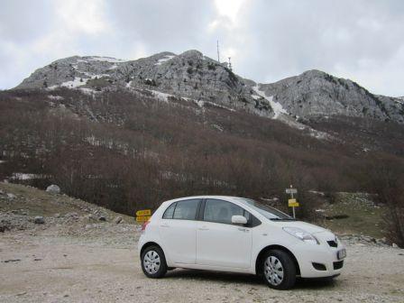 Toyota Yaris 2011 - отзыв владельца