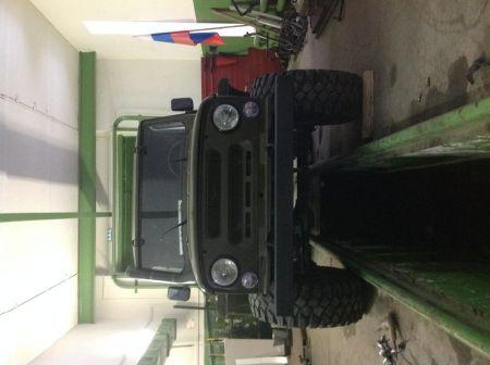 УАЗ 3151  - отзыв владельца
