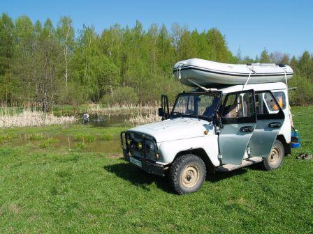 УАЗ 3151 1999 - отзыв владельца