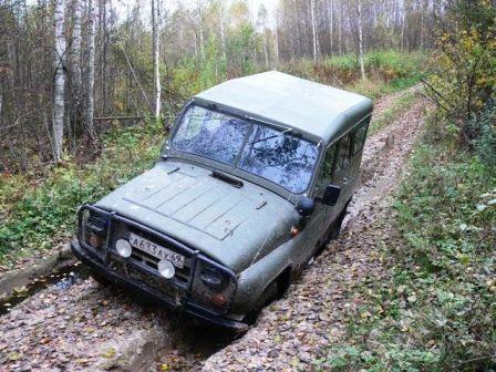 УАЗ 469 1986 - отзыв владельца