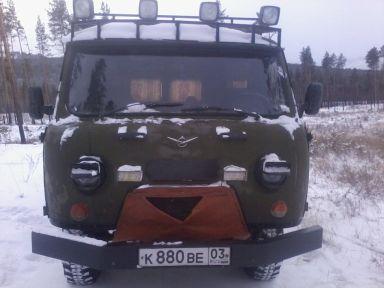 УАЗ Буханка 1983 отзыв автора | Дата публикации 12.12.2014.