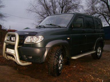 УАЗ Патриот, 2006