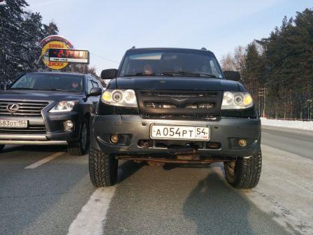 УАЗ Патриот 2006 - отзыв владельца