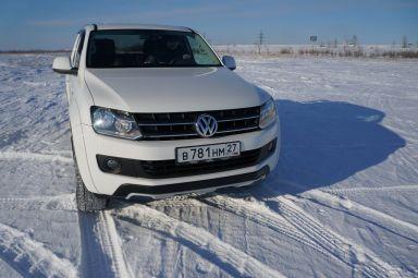 Volkswagen Amarok 2011 отзыв автора | Дата публикации 06.08.2013.