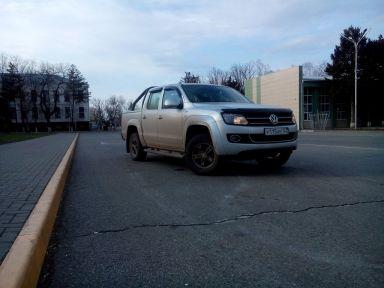 Volkswagen Amarok 2013 отзыв автора | Дата публикации 28.01.2015.