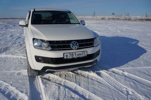 Volkswagen Amarok 2011 - отзыв владельца