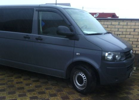 Volkswagen Caravelle 2011 - отзыв владельца