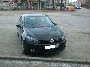 Volkswagen Golf 2012 отзыв автора | Дата публикации 03.04.2014.