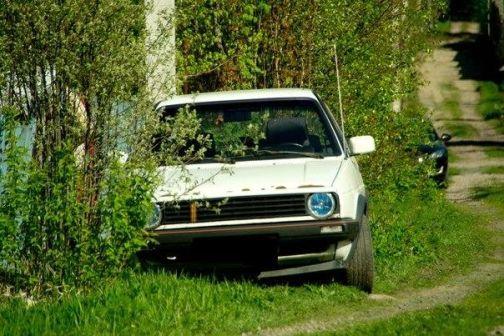 Volkswagen Golf 1991 - отзыв владельца