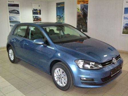 Volkswagen Golf 2014 - отзыв владельца