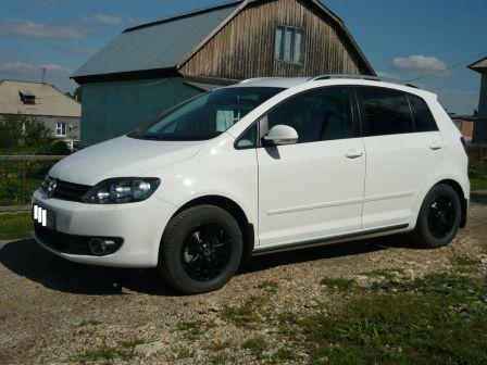 Volkswagen Golf Plus 2012 - отзыв владельца