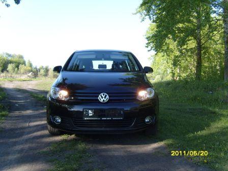 Volkswagen Golf Plus 2011 - отзыв владельца