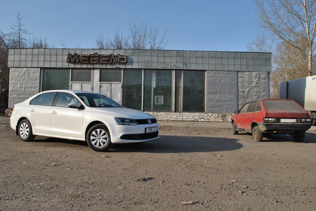 фольксваген джетта 2014 старый мотор 102л.с