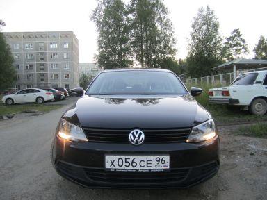 Volkswagen Jetta, 2013