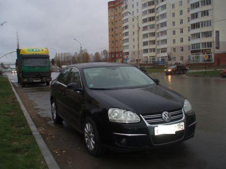 Volkswagen Jetta 2006 - отзыв владельца