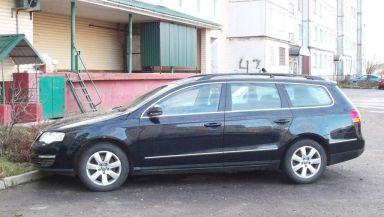 Volkswagen Passat 2007 отзыв автора | Дата публикации 09.10.2013.