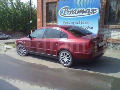 Volkswagen Passat 1998 отзыв автора | Дата публикации 14.05.2014.