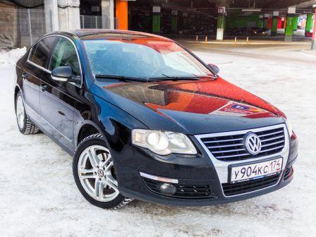 Volkswagen Passat 2005 - отзыв владельца
