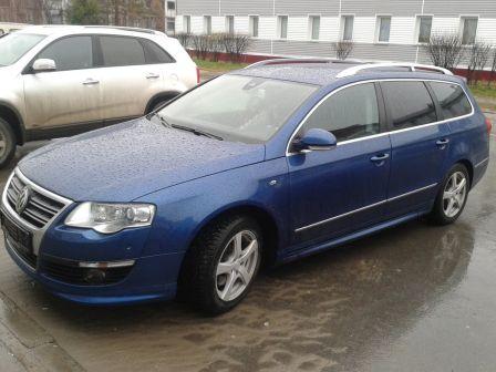 Volkswagen Passat 2010 - отзыв владельца