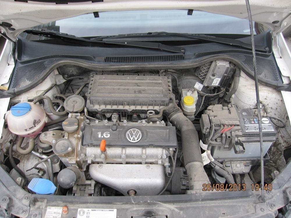 в машине холодно фольксваген поло