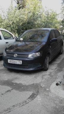 Volkswagen Polo 2014 отзыв владельца | Дата публикации: 29.08.2014