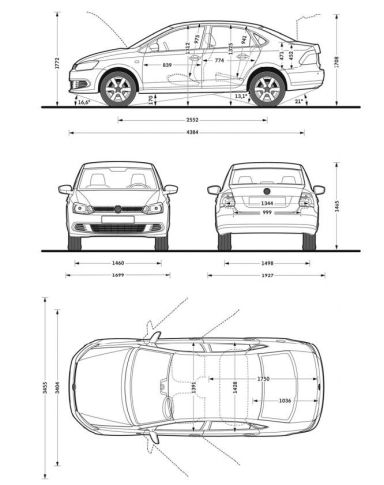 Volkswagen Polo 2014 отзыв автора | Дата публикации 15.08.2014.