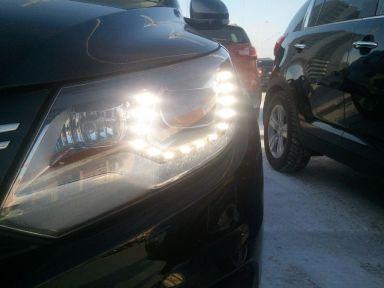 Volkswagen Tiguan 2012 отзыв автора | Дата публикации 01.02.2013.