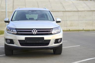 Volkswagen Tiguan 2013 отзыв автора | Дата публикации 01.11.2013.